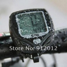 Cycling Bike Bicycle Wireless LCD Cycle Computer Odometer bike Speedometer Waterproof