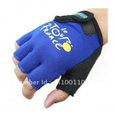 2013 NEW Cycling Bike Bicycle Half Finger Gloves One Size