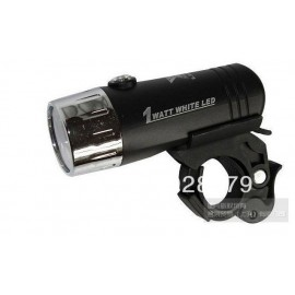 2013 New Type Black Bicycle front light