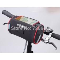 2014 New Arrival!! ROSWHEEL Cycling Folding Bike Bicycle Front Basket 300D Handlebar Bar Bag Shoulder Bag Drop Shipping 1 order