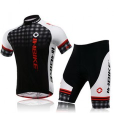 2015 INBIKE Man Cycling Jersey Bike Short Sleeve Sportswear Cycling Clothing + Shorts CC1101-1