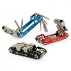 3 Different Colors Cycling Bike Bicycle Repair Multi Tools With Chain Break Hexagon Wrench