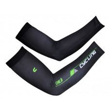 Car Moto Cycling Bike Bicycle UV Sun Protection Arm Warmers Cuff Sleeve Cover CC4013