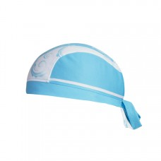 Cycling Bicycle Bike Breathable Sweat Proof Polyester Hat Riding Cap One-Size CC3512
