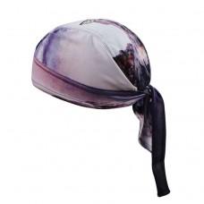 Cycling Bicycle Bike Sweat Proof Hat Headband Riding Pirate Cap Scarf One-Size CC3539
