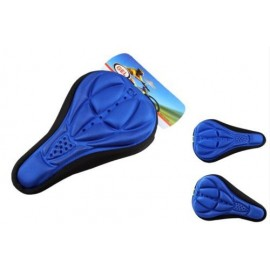 New Cycling Bike Bicycle 3D Sponge Cushion Soft Pad Saddle Seat Cover 4-color