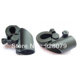 New Cycling Bike Bicycle Front Light Clip Mounting Holder For Handlebar