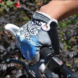 New Cycling Bike Bicycle Hexagon 3D GEL Shockproof Sports Half Finger Glove AG2104-B