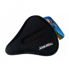 New Wider Bike Bicycle Silicone Silica Gel Cushion Soft Pad Saddle Seat Cover